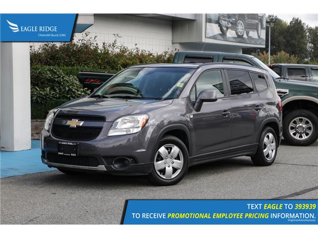 2012 Chevrolet Orlando 1LT (Stk: 129715) in Coquitlam - Image 1 of 15