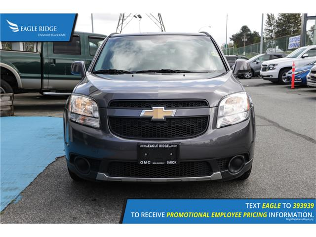 2012 Chevrolet Orlando 1LT (Stk: 129715) in Coquitlam - Image 2 of 15