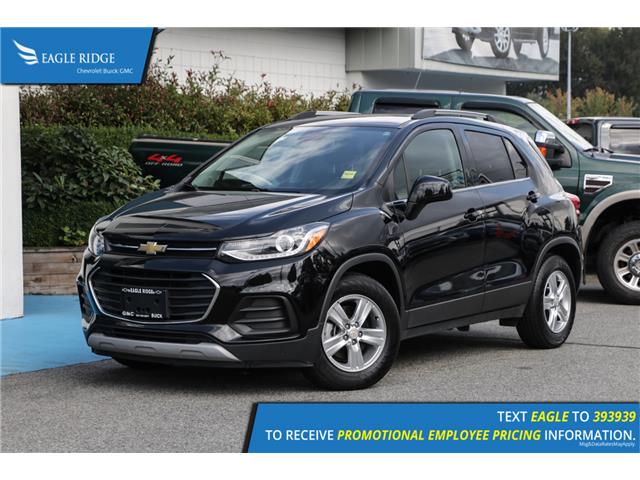 2018 Chevrolet Trax LT (Stk: 189667) in Coquitlam - Image 1 of 15