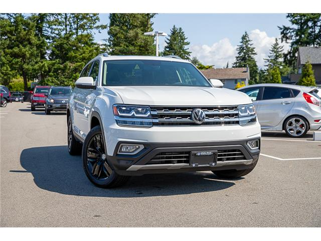 2019 Volkswagen Atlas 3.6 FSI Highline (Stk: KA595773) in Vancouver - Image 1 of 30