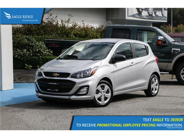 2019 Chevrolet Spark LS Manual (Stk: 93408S) in Coquitlam - Image 1 of 15