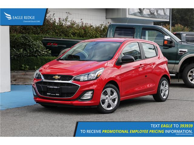 2019 Chevrolet Spark LS Manual (Stk: 93407S) in Coquitlam - Image 1 of 15