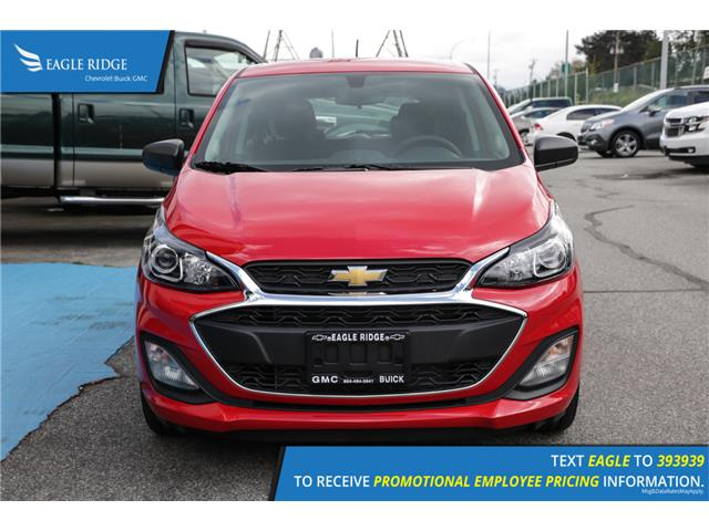 2019 Chevrolet Spark LS Manual (Stk: 93407S) in Coquitlam - Image 2 of 15