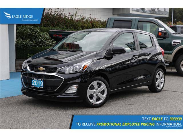 2019 Chevrolet Spark LS Manual (Stk: 93410S) in Coquitlam - Image 1 of 15