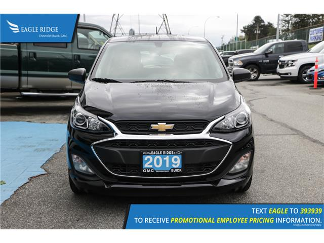 2019 Chevrolet Spark LS Manual (Stk: 93410S) in Coquitlam - Image 2 of 15