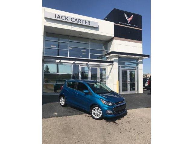 2019 Chevrolet Spark 1LT CVT (Stk: KC803968) in Calgary - Image 1 of 22