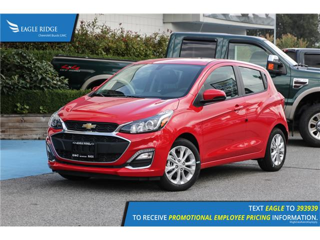 2019 Chevrolet Spark 1LT CVT (Stk: 93412A) in Coquitlam - Image 1 of 17