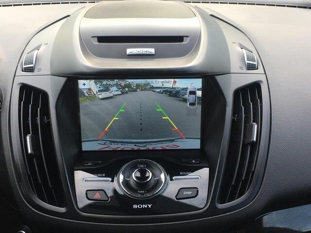 2017 Ford Escape Titanium (Stk: U17102) in Barrie - Image 3 of 27