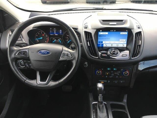 2017 Ford Escape Titanium (Stk: U17102) in Barrie - Image 10 of 27