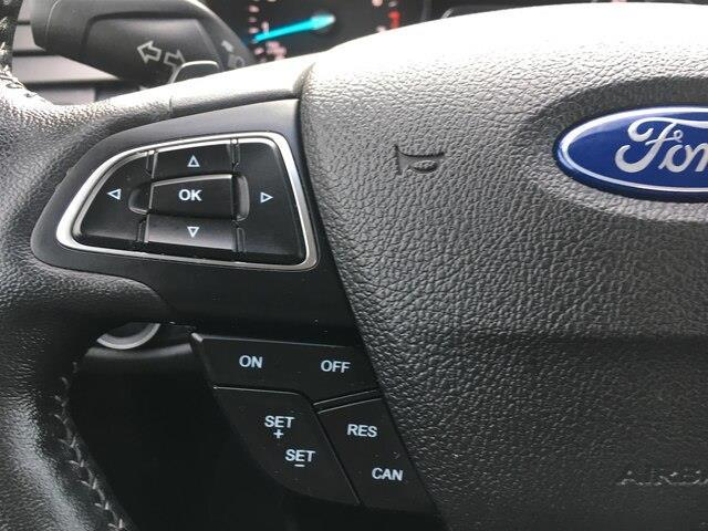 2017 Ford Escape Titanium (Stk: U17102) in Barrie - Image 12 of 27