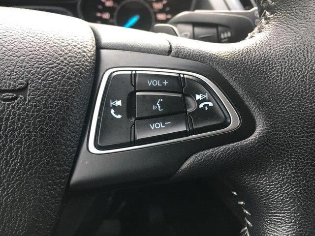 2017 Ford Escape Titanium (Stk: U17102) in Barrie - Image 13 of 27