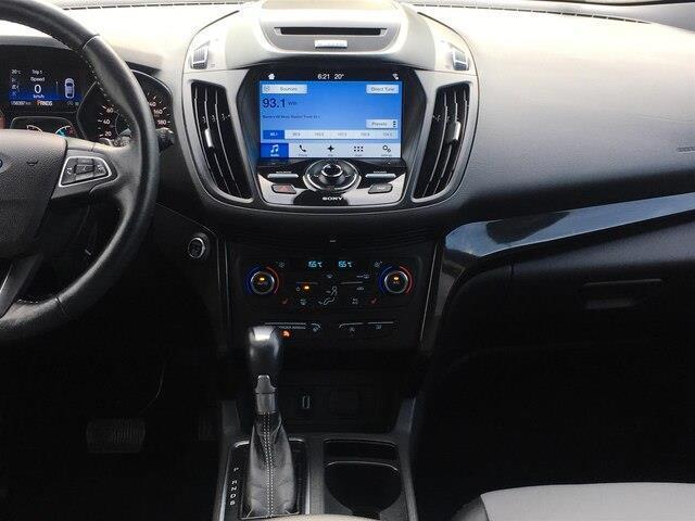 2017 Ford Escape Titanium (Stk: U17102) in Barrie - Image 20 of 27