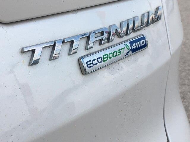 2017 Ford Escape Titanium (Stk: U17102) in Barrie - Image 25 of 27