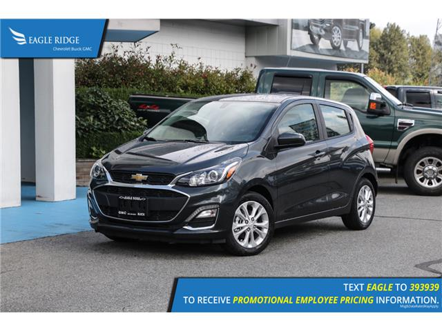 2019 Chevrolet Spark 1LT CVT (Stk: 93411A) in Coquitlam - Image 1 of 17