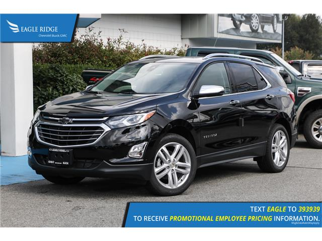 2020 Chevrolet Equinox Premier (Stk: 04502A) in Coquitlam - Image 1 of 18