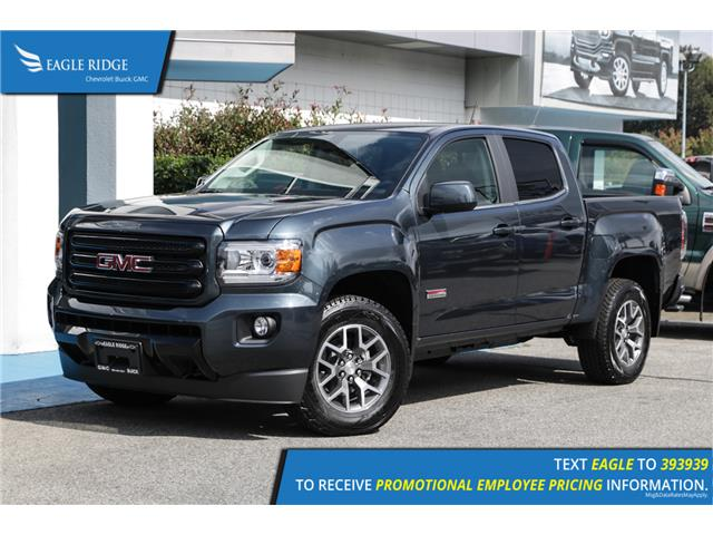 2020 GMC Canyon All Terrain w/Leather (Stk: 08000A) in Coquitlam - Image 1 of 18