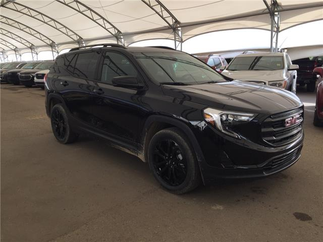 2019 GMC Terrain SLE (Stk: 176515) in AIRDRIE - Image 1 of 28
