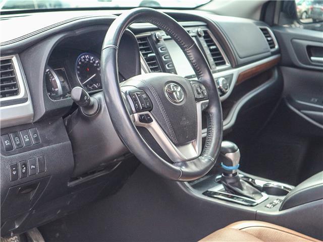 2017 Toyota Highlander  (Stk: 12449G) in Richmond Hill - Image 8 of 23