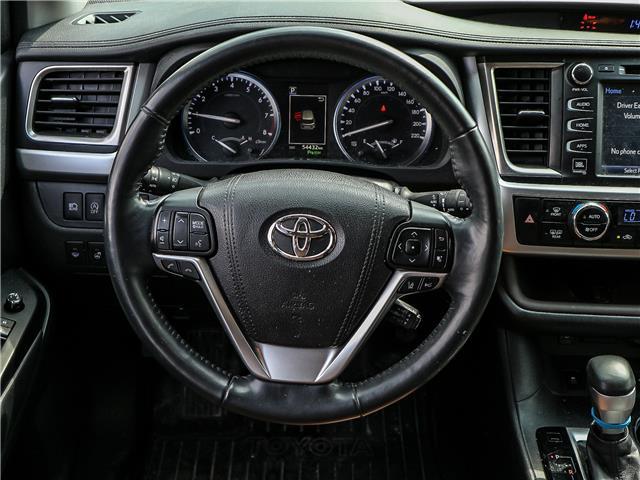 2017 Toyota Highlander  (Stk: 12449G) in Richmond Hill - Image 10 of 23