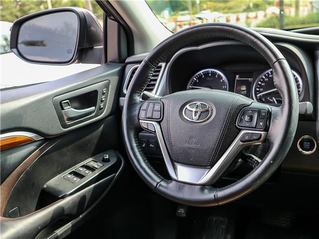 2017 Toyota Highlander  (Stk: 12449G) in Richmond Hill - Image 11 of 23