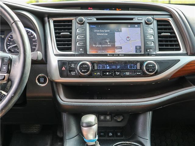 2017 Toyota Highlander  (Stk: 12449G) in Richmond Hill - Image 12 of 23