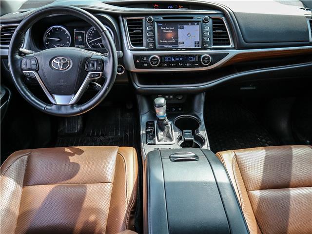 2017 Toyota Highlander  (Stk: 12449G) in Richmond Hill - Image 14 of 23