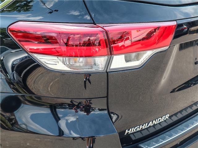 2017 Toyota Highlander  (Stk: 12449G) in Richmond Hill - Image 19 of 23