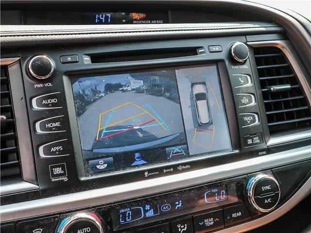 2017 Toyota Highlander  (Stk: 12449G) in Richmond Hill - Image 22 of 23