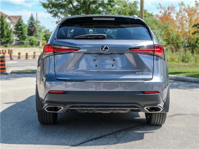2018 Lexus NX 300  (Stk: 12343G) in Richmond Hill - Image 5 of 25
