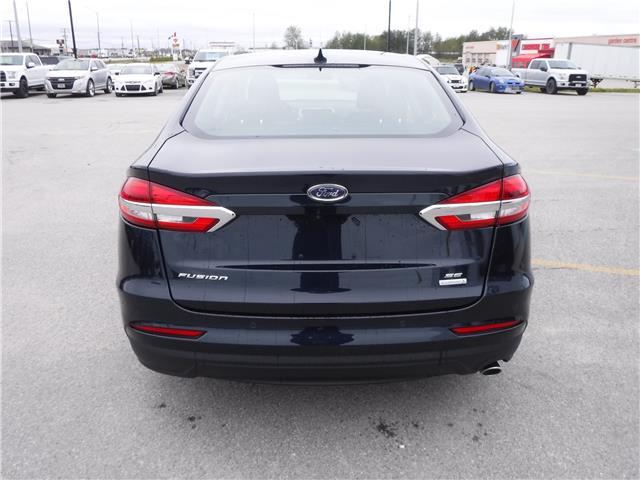 2020 Ford Fusion SE (Stk: 20-12) in Kapuskasing - Image 4 of 8