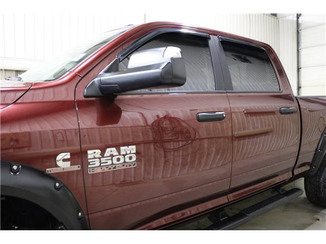 2017 RAM 3500 SLT (Stk: KT090A) in Rocky Mountain House - Image 5 of 24
