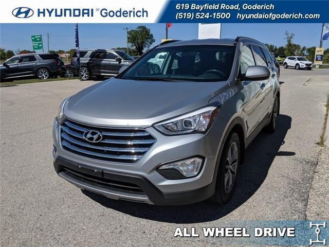 2015 Hyundai Santa Fe XL Premium (Stk: 80146A) in Goderich - Image 1 of 18
