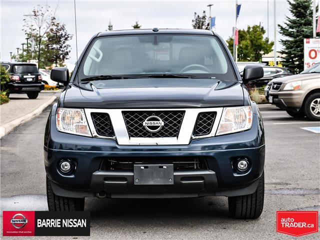 2017 Nissan Frontier SV (Stk: 19489A) in Barrie - Image 3 of 28