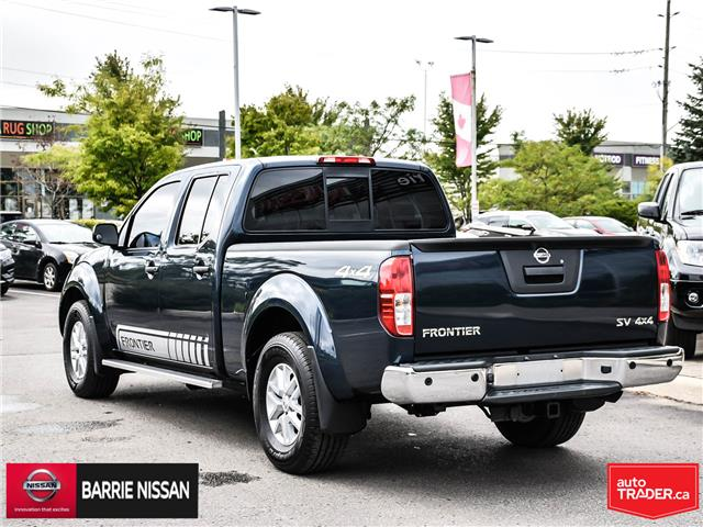 2017 Nissan Frontier SV (Stk: 19489A) in Barrie - Image 6 of 28
