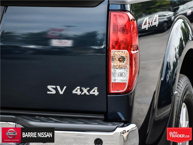 2017 Nissan Frontier SV (Stk: 19489A) in Barrie - Image 9 of 28
