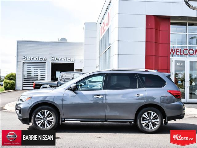 2019 Nissan Pathfinder SV Tech (Stk: P4614) in Barrie - Image 4 of 26
