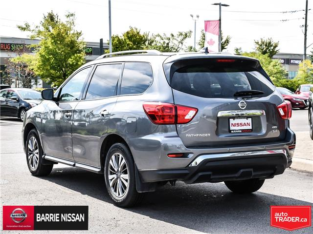 2019 Nissan Pathfinder SV Tech (Stk: P4614) in Barrie - Image 6 of 26