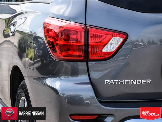 2019 Nissan Pathfinder SV Tech (Stk: P4614) in Barrie - Image 7 of 26