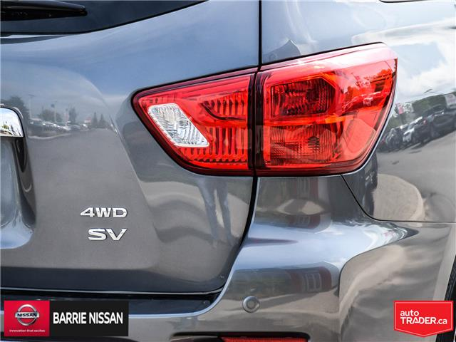2019 Nissan Pathfinder SV Tech (Stk: P4614) in Barrie - Image 9 of 26