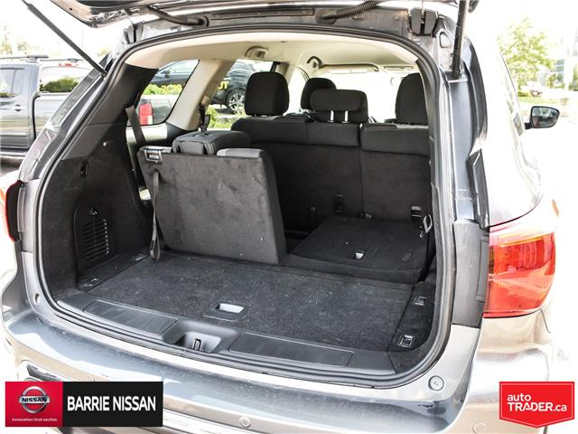 2019 Nissan Pathfinder SV Tech (Stk: P4614) in Barrie - Image 26 of 26