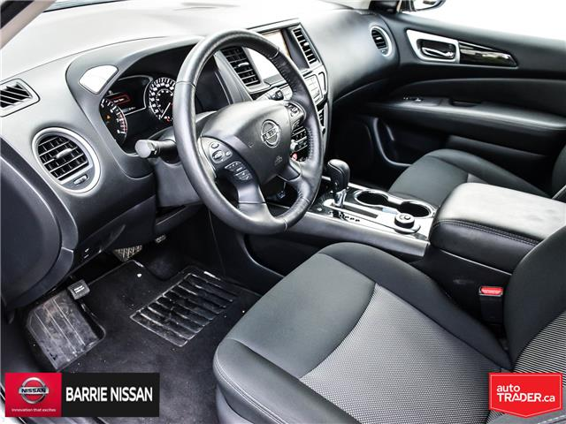 2019 Nissan Pathfinder SV Tech (Stk: P4614) in Barrie - Image 11 of 26