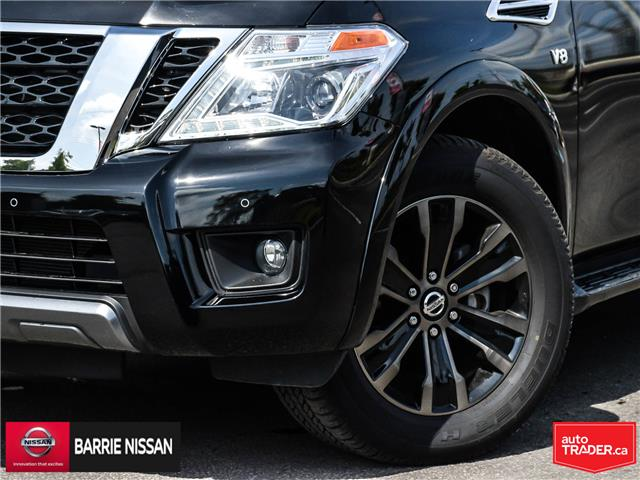 2019 Nissan Armada Platinum (Stk: 19081) in Barrie - Image 2 of 27