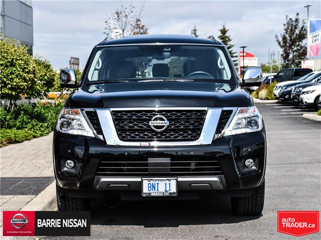 2019 Nissan Armada Platinum (Stk: 19081) in Barrie - Image 3 of 27