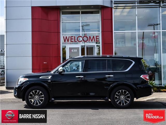 2019 Nissan Armada Platinum (Stk: 19081) in Barrie - Image 4 of 27