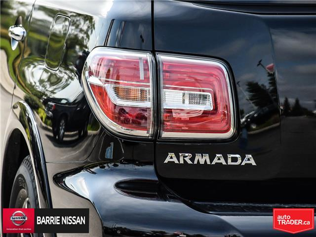 2019 Nissan Armada Platinum (Stk: 19081) in Barrie - Image 8 of 27