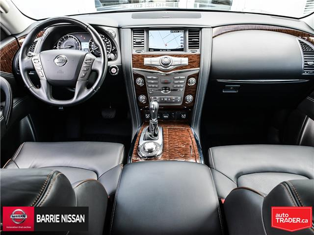 2019 Nissan Armada Platinum (Stk: 19081) in Barrie - Image 15 of 27