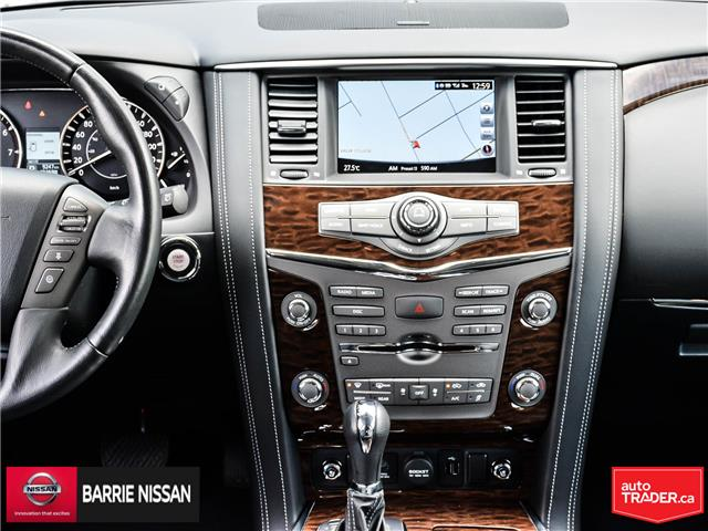 2019 Nissan Armada Platinum (Stk: 19081) in Barrie - Image 21 of 27