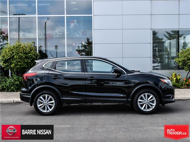2017 Nissan Qashqai SV (Stk: 19371A) in Barrie - Image 5 of 25