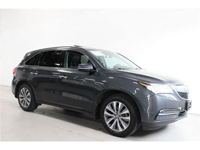 2016 Acura MDX Navigation Package (Stk: 505464) in Vaughan - Image 1 of 30