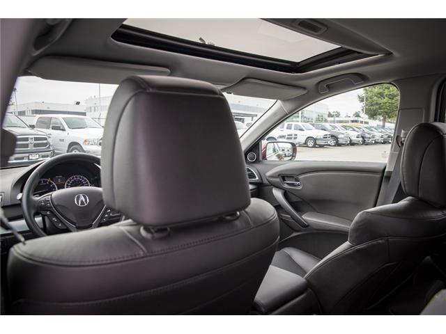 2017 Acura RDX Tech (Stk: K450358A) in Surrey - Image 11 of 22